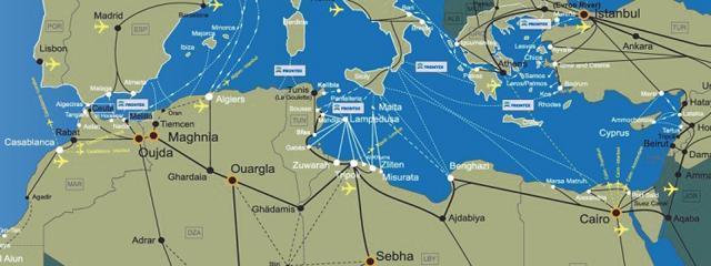 Flussi migratori (Frontex)