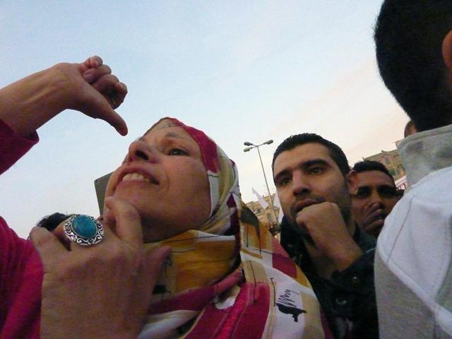 Piazza Tahrir, Il Cairo, Egitto. Ph. Silvia Dogliani